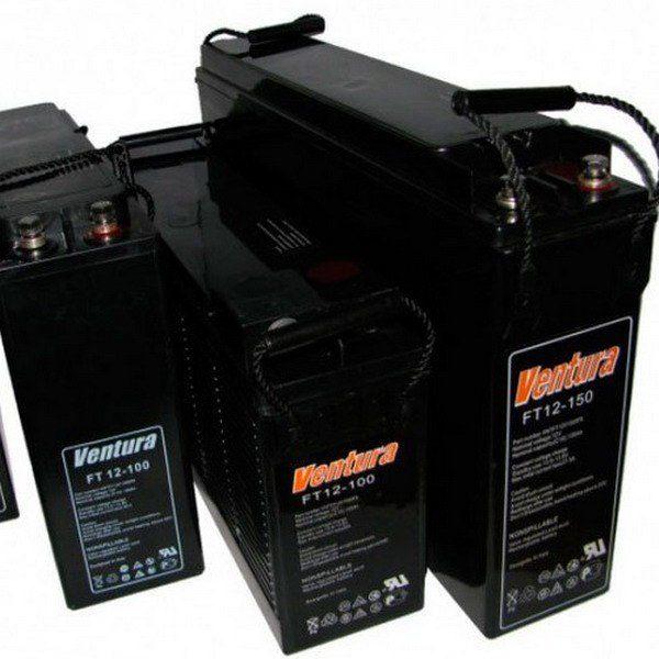 батарея Narada 6-GFM-125FB (12V/125Ah)
