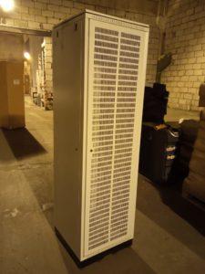Шкаф телекоммуникационный напольный Конструктив 628