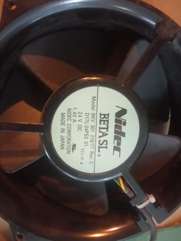 Вентиляторы beta sl bkv301 216/77