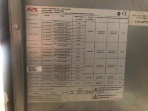 Силовые модули UPS серия VT