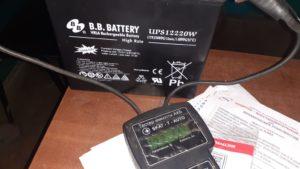 BB Battery UPS 12220W