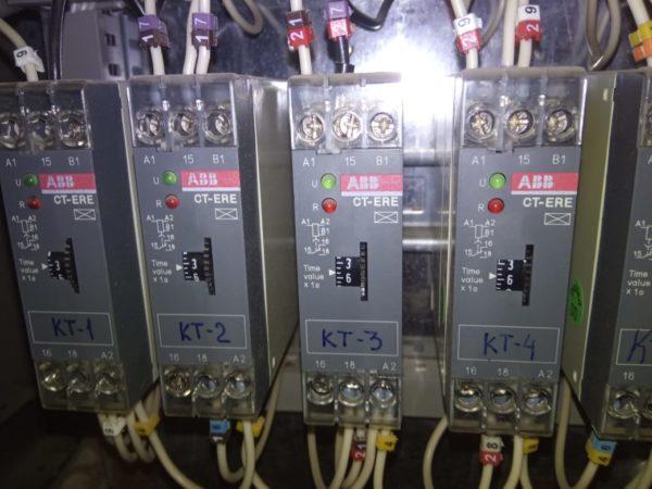 Мощные автоматы ABB с электроприводом